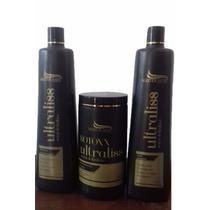 Escova Ultraliss Da Master Hair Profissional