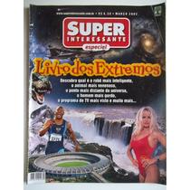Superinteressante 173-a Mar/02 Especial Livros Dos Extremos
