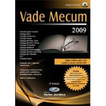 Vade Mecum Verbo Juridico 2009 Com Cd-rom