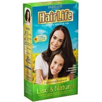 Creme Alisante Hair Life Liso E Natural 160g - Embelleze