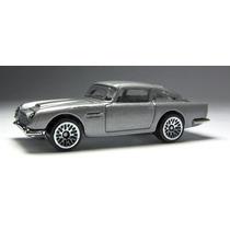 Aston Martin 1963 Db5 Hot Wheels James Bond 007 Goldfinger
