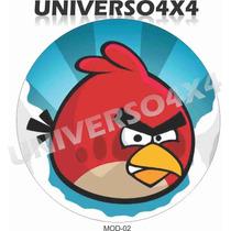 Capa Estepe Ecosport, Crossfox, Aircross, Angry Birds, M-02