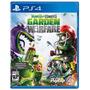 Jogo Lacrado Plants Vs Zombies Garden Warfare Para Ps4