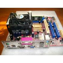 A251 Kit Biostar U8668-d Celeron 478 2,2ghz+256mb+espelho