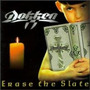 Dokken ( Erase The Slate ) Cd Importado - Frete Gratis