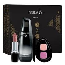 Kit Make B O Boticário O Boticário 03 Produtos Make B