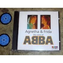 Cd Imp Agnetha & Frida - Voice Of Abba (1994)