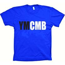 Camisetas Hip Hop Ymcmb - Lil Wayne Birdman - 100% Algodão!!