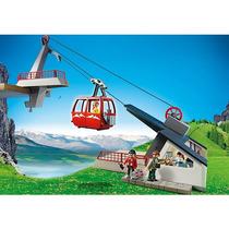 Playmobil Country - Passeio De Teleférico - 5426