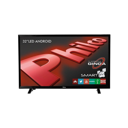 Smart Tv Android Led Ph32e20dsgwa Usb Função Info Philco