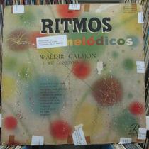 Lp Waldir Calmon Ritmos Melódicos G+