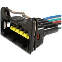 Chicote Conector 5 Vias Gol Medidor Fluxo Tipo 1.6 Injeção