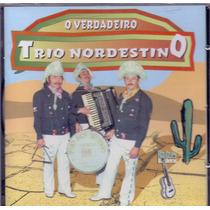 Cd Trio Nordestino - O Verdadeiro Trio Nordestino - Novo***