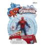 Boneco Spider-man Aracno-ataque Rede De Capitura - Hasbro.