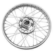 Roda Raiada Dia-frag P/ Moto Ybr125 Titan Cg150 Dianteira