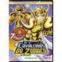 Dvd Os Cavaleiros Do Zodíaco Vol. 09 - Os Cavaleiros De Our