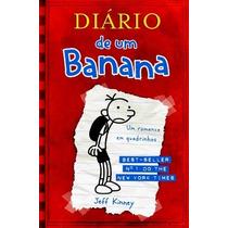Diário De Um Banana 1 - Jeff Kinney - Lacrado - Novo
