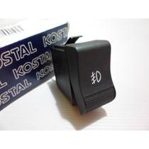 Botão Interruptor Farol Milha Tic-tac Do Vw Santana 91a 97