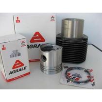 Peças Agrale -kit Cilindro, Pistão E Aneis Motor Agrale M790
