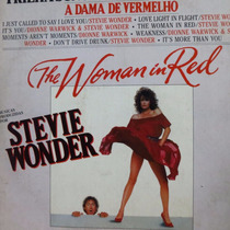 Lp The Woman In Red Stevie Wonder Vinil Raro