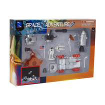 Kit Montar Lunar Rover Space Adventure New Ray 1:48 3434-1