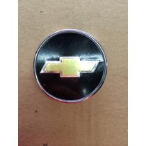 Sub Calota Centro Miolo Roda Gm Vectra Elite 51mm - Preto