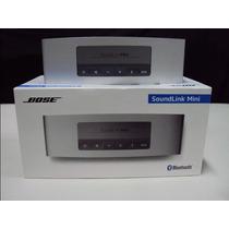 Mini Alto Falante Bose Soundlink Bluetooth Com Case Protetor