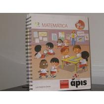 Livro Projeto Ápis Matemática 1° Ano Luiz R Dante L Professo