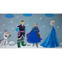 Painél Festa Frozen