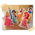 Display Enfeite Princesas Disney Festa Infantil
