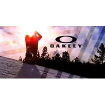 Oakley Magnesium - Ice Iridium - Excelente Estado