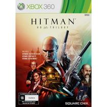 Jogo X360 Hitman Hd Trilogy