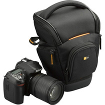 Bolsa Dslr Canon T5i 70d 6d Nikon D3300 Case Logic Slrc-201