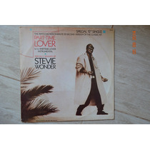 Lp Vinil - Stevie Wonder - Mix Promocional 12 Single - 1985