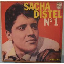 Sacha Distel - Nº 1 - Compacto - 45 Rpm