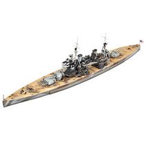 Duke Of York 1:700 Modelo Revell Navio Encouraçado 2a Guerra