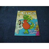 Gibi Cuca Nº 11 - Editora Globo - Setembro 2007
