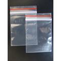 100 Saquinhos Ziplock Saco Abre E Fecha 6x8,5 Com Zip Lock