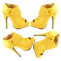 Boots Rendada Importados (consulte A Entrega)