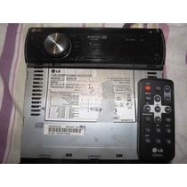 Cd Player Lg Lcs-500un Entr Usb E Aux Frotal