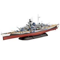 Tirpitz - 1:700 Modelo Revell Navio Encouraçado 2a. Guerra