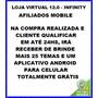 Loja Virtual 12.0 Ilimitado Ecommerce - Brinde App_celular*