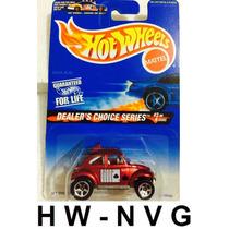 Hot Wheels Vw Fusca Baja Bug Beetle Volkswagen