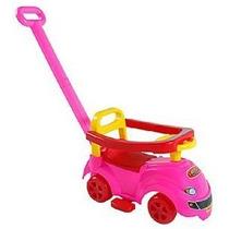 Carrinho Andador Haste Para Empurrar Toys Walk Mk216 Dismat