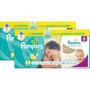 Fralda Pampers Total Confort M C/144 + Premium Care C/ 48