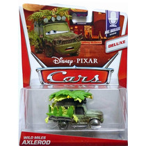 Wild Miles Axleroad Eixo De Roda Disney Carros 2 Pixar
