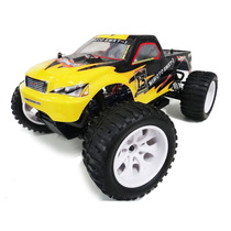 Carro Himoto Emxt-1 Brushless 4x4 Radio 2.4ghz Profissional
