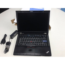 Notebook Lenovo Thinkpad T410 I5 8gb Memória Hd 500 Gb