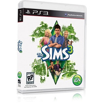 The Sims 3 - Ps3 - Original Lacrado Pronta Entrega
