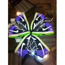Tênis Nike Dunk High Sb Send Help 2 Nº40 Bra/ 8,5 Usa Novo